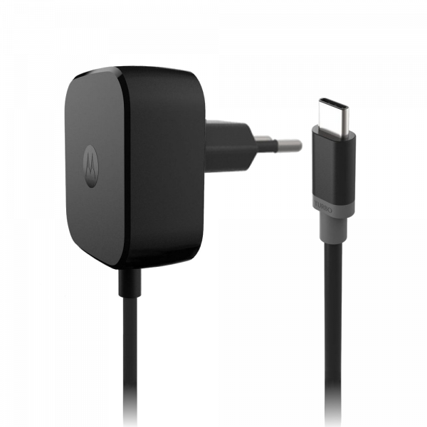 TurboPower™ 15 Universal USB-C Wall Charger for Moto Z & Z2