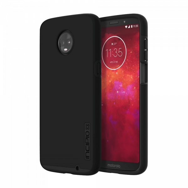 Incipio - Dualpro Case For Motorola Moto Z3 Play