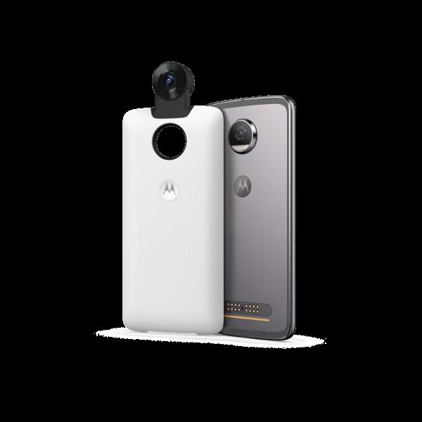Moto 360 Camera