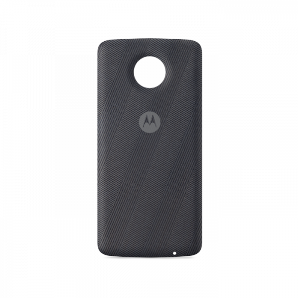 Moto Style Shell + Wireless Charging