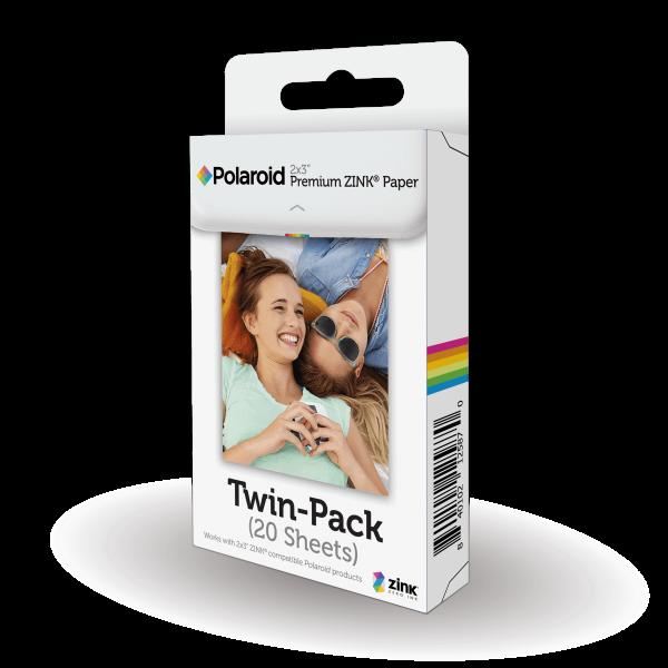 """Papier ZINK de qualité supérieure 2"""" x 3"""" pour Polaroid"""