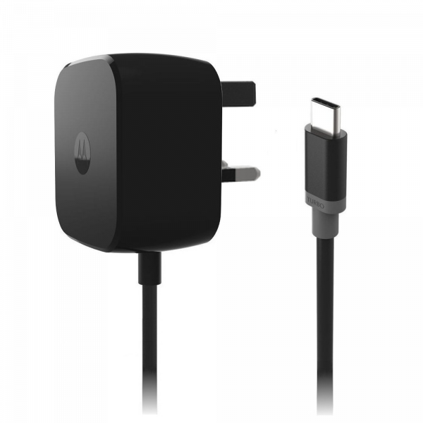 TurboPower™ 30 USB-C Fastest Wall Charger for Moto Z & Z2